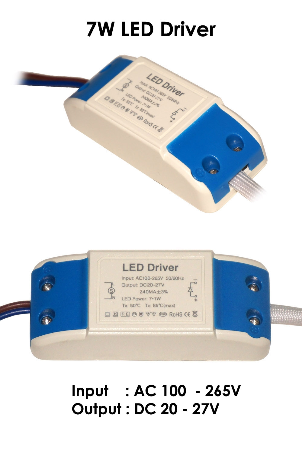 3w 36w Led Transformer For Mr16 Strip Light Ac To Dc Compact Constant Current Ce Driver Circuit Manufacturer From Voltage And Output